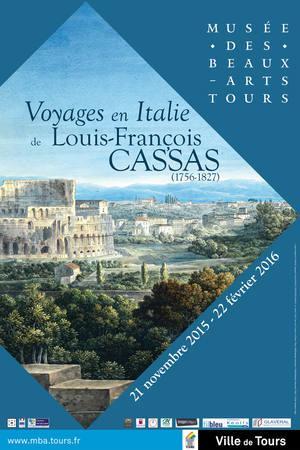 """Exposition """"Voyages en Italie"""" de Louis-François Cassas. Musée des Beaux-Arts de Tours Imf_3010"""