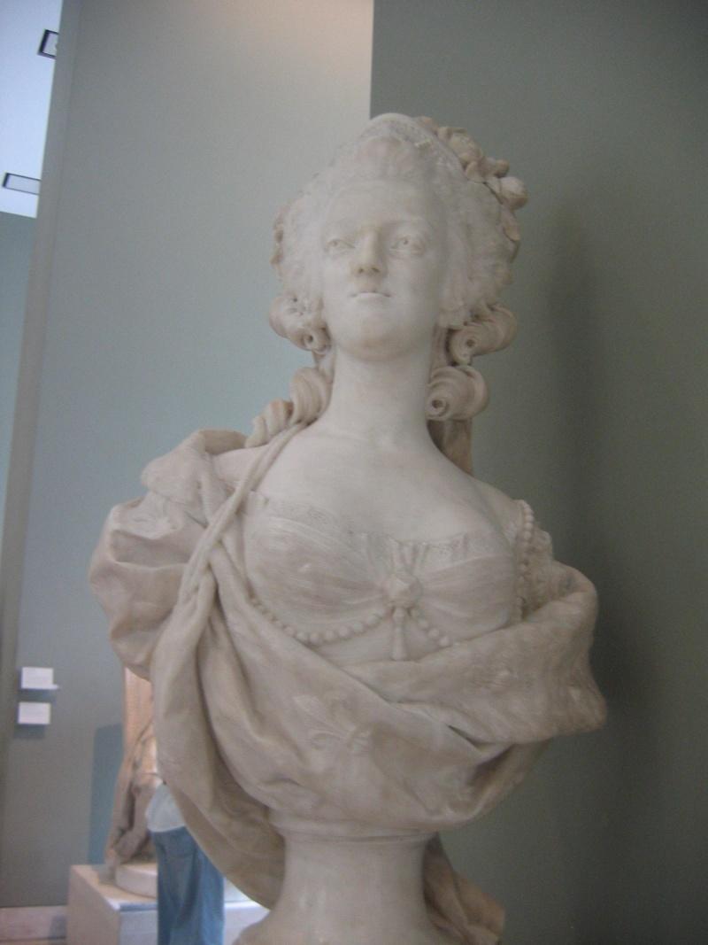 Marie Antoinette, par (et d'après) Louis-Simon Boizot Img_2410