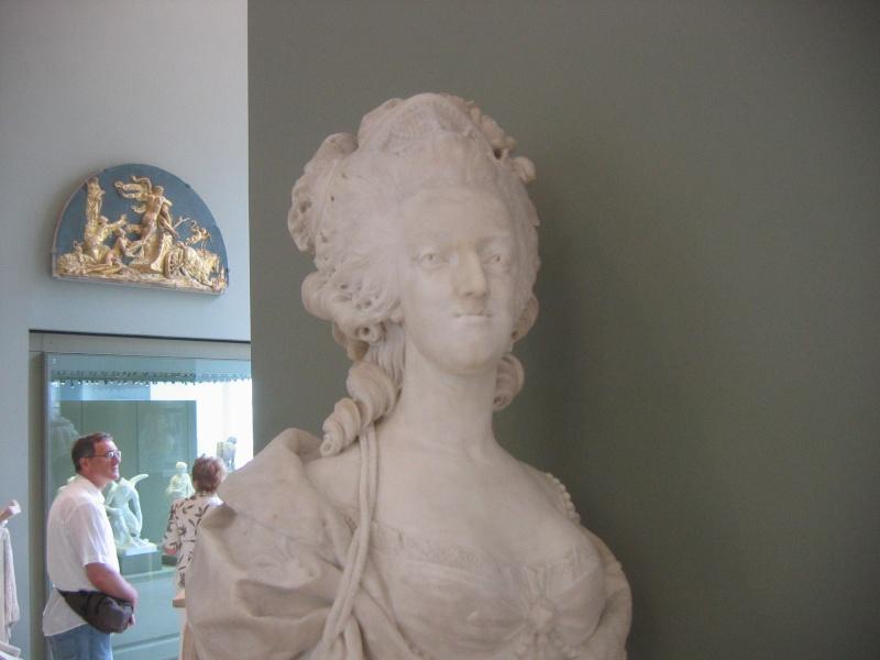 Marie Antoinette, par (et d'après) Louis-Simon Boizot Img_2411