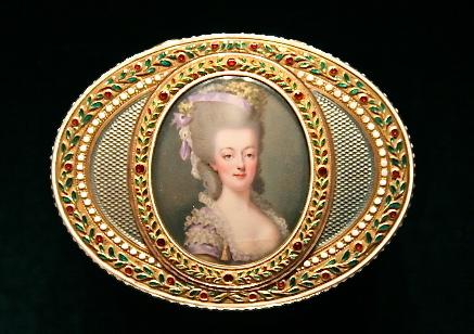 Marie Antoinette, miniatures attribuées à ou d'après François Dumont - Page 2 Joseph13