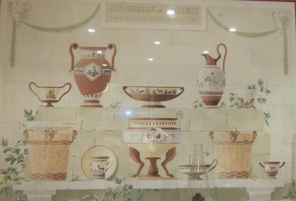 Service de Marie-Antoinette pour Rambouillet en porcelaine de Sèvres Laiter13