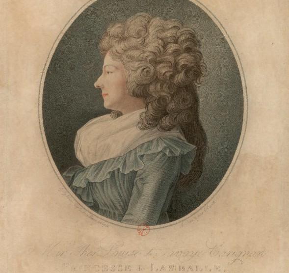 Portraits de la princesse de Lamballe - Page 4 Lambal18