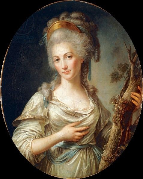 Portraits de la princesse de Lamballe - Page 4 Lambal25