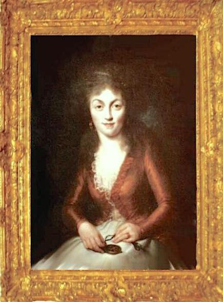 Portraits de la princesse de Lamballe (peintures, dessins, gravures) - Page 5 Lambal28