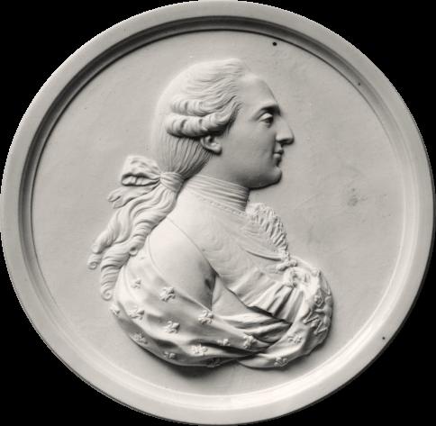 Marie Antoinette, par (et d'après) Louis-Simon Boizot Louis_10