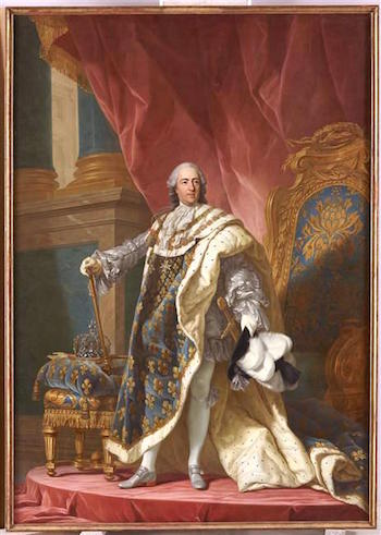 Portraits de Marie-Antoinette et de la famille royale, par Jean ...