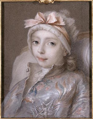fredou - Portraits de Marie-Antoinette et de la famille royale, par Jean-Martial Frédou Louis_17