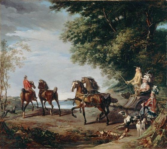 Exposition : Louis-Auguste Brun, peintre de Marie-Antoinette. Château de Prangins (Suisse) Louis_25