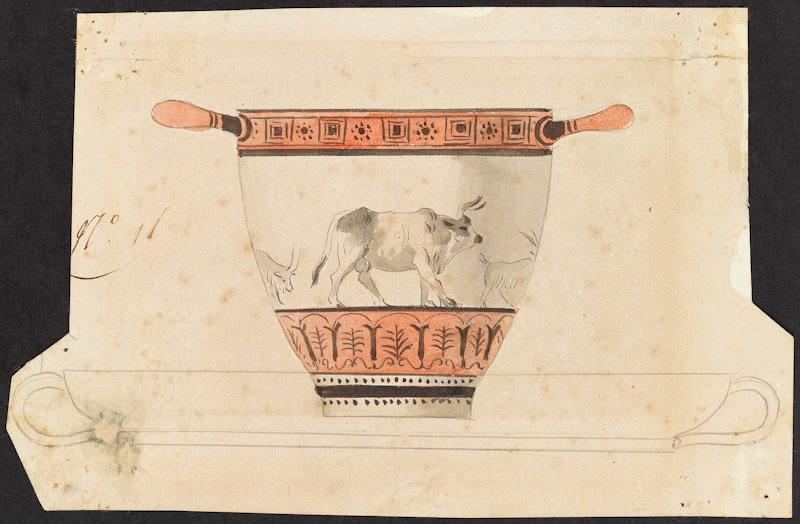 Service de Marie-Antoinette pour Rambouillet en porcelaine de Sèvres M5019015
