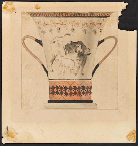 Service de Marie-Antoinette pour Rambouillet en porcelaine de Sèvres M5019016