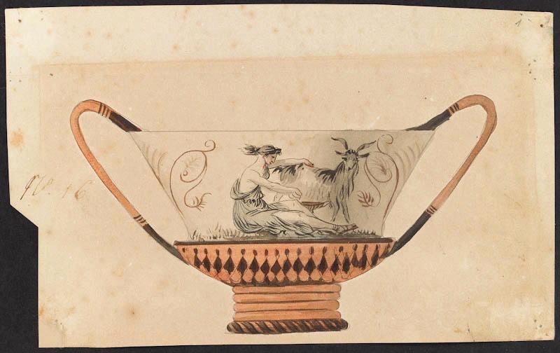 Service de Marie-Antoinette pour Rambouillet en porcelaine de Sèvres M5019020
