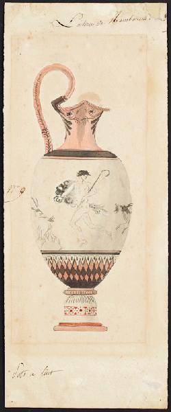 Service de Marie-Antoinette pour Rambouillet en porcelaine de Sèvres M5019023