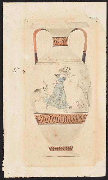 Service de Marie-Antoinette pour Rambouillet en porcelaine de Sèvres M5019024