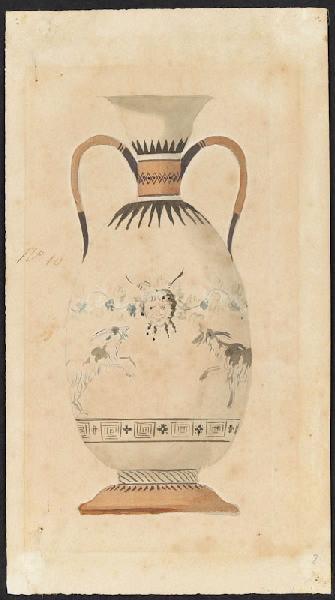 Service de Marie-Antoinette pour Rambouillet en porcelaine de Sèvres M5019025