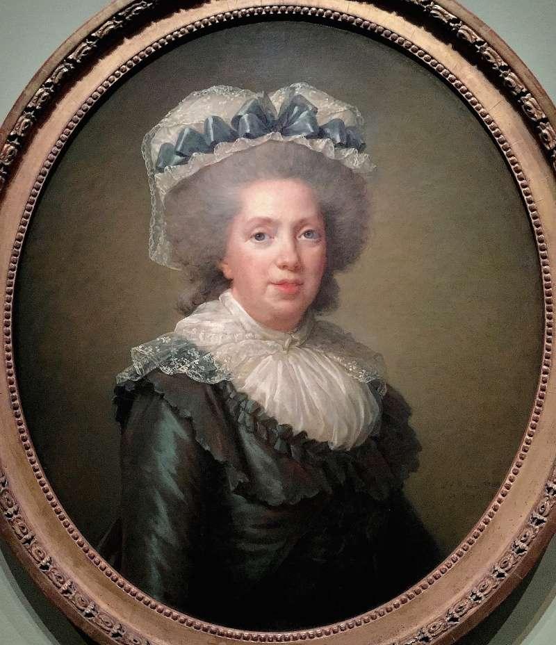 Marie-Adélaïde de France, dite Madame Adélaïde Madame12