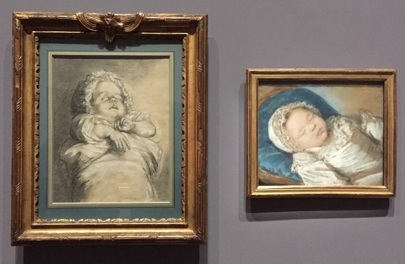 Portraits de la petite Mme Sophie, par Vigée Le Brun, ou pas ? Madame13