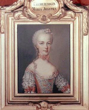 Portraits de la famille impériale par Jean-Etienne Liotard - Page 2 Maria_10
