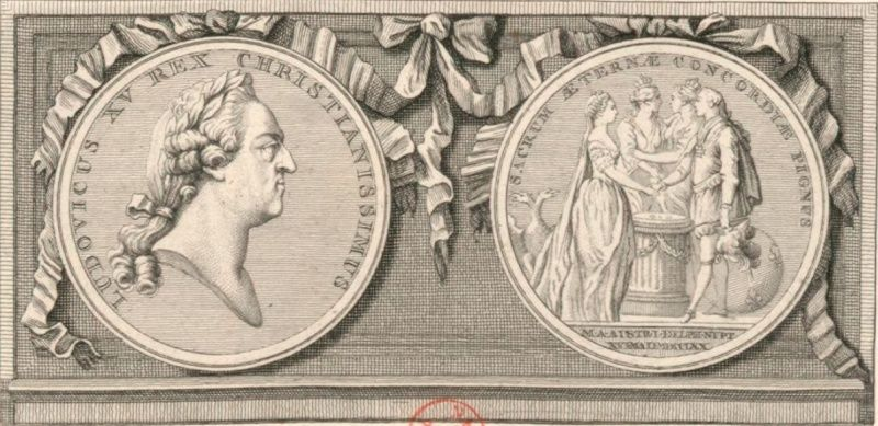 Le mariage de Louis XVI et Marie-Antoinette  - Page 9 Mariag12