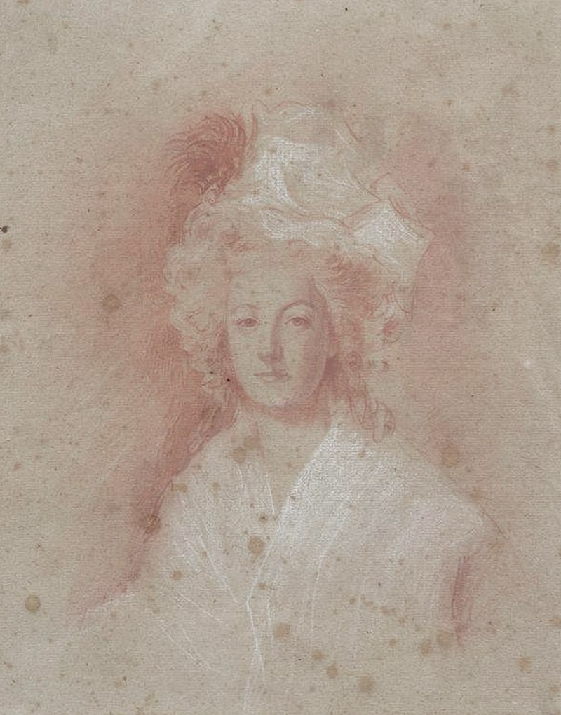 Autres portraits de Marie-Antoinette par Kucharsky Marie100