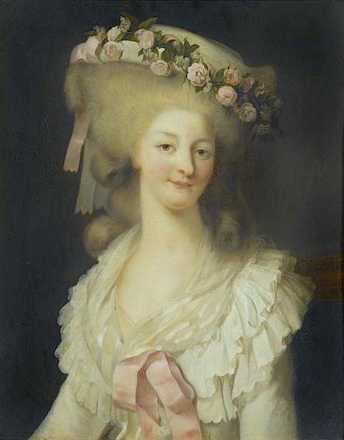 Lamballe - Portraits de la princesse de Lamballe - Page 3 Marie135
