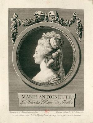 Marie Antoinette, par (et d'après) Louis-Simon Boizot Marie_10