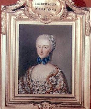 Portraits de la famille impériale par Jean-Etienne Liotard - Page 2 Marie_12