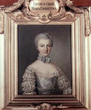 Portraits de la famille impériale par Jean-Etienne Liotard - Page 2 Marie_13