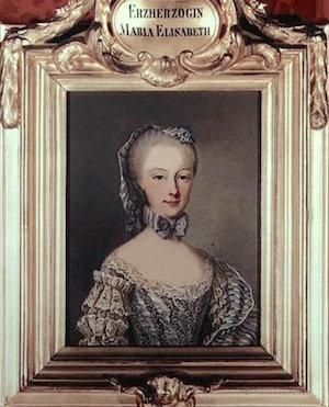 Portraits de la famille impériale par Jean-Etienne Liotard - Page 2 Marie_14