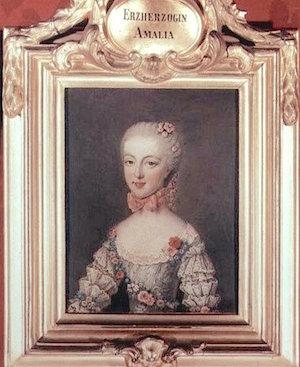 Portraits de la famille impériale par Jean-Etienne Liotard - Page 2 Marie_15