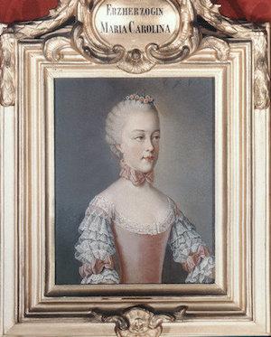 Portraits de la famille impériale par Jean-Etienne Liotard - Page 2 Marie_16