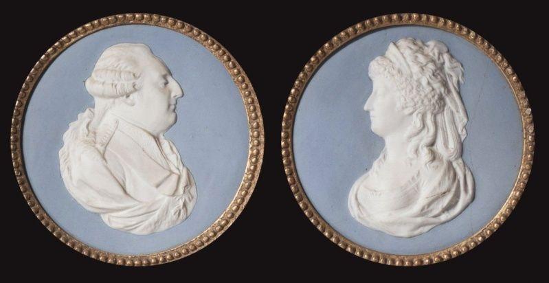 Buste de Marie-Antoinette d'après Brachard (Jean-Charles ou Jean-Nicolas) Marie_42
