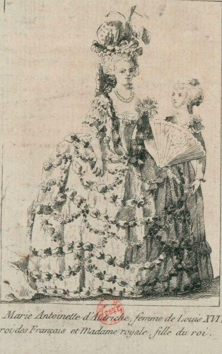 Portraits de Marie Antoinette avec ses enfants - Page 2 Marie_88