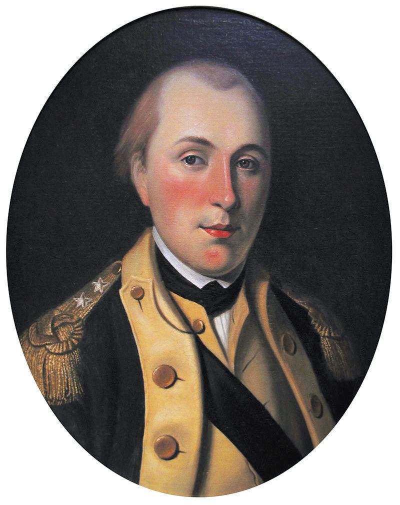 Axel de Fersen et le marquis de Lafayette  Marqui11