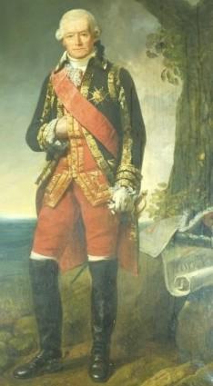 Axel de Fersen et le marquis de Lafayette  - Page 2 Marsha10