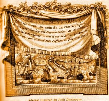 Le Petit Dunkerque, chez Granchez, bijoutier de Marie-Antoinette Medium10