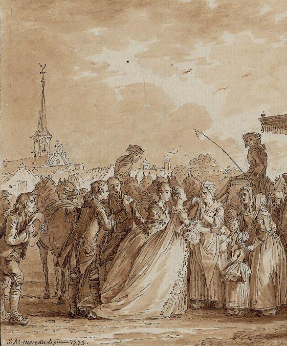 Traits de caractère de Marie-Antoinette - Page 4 Moreau18