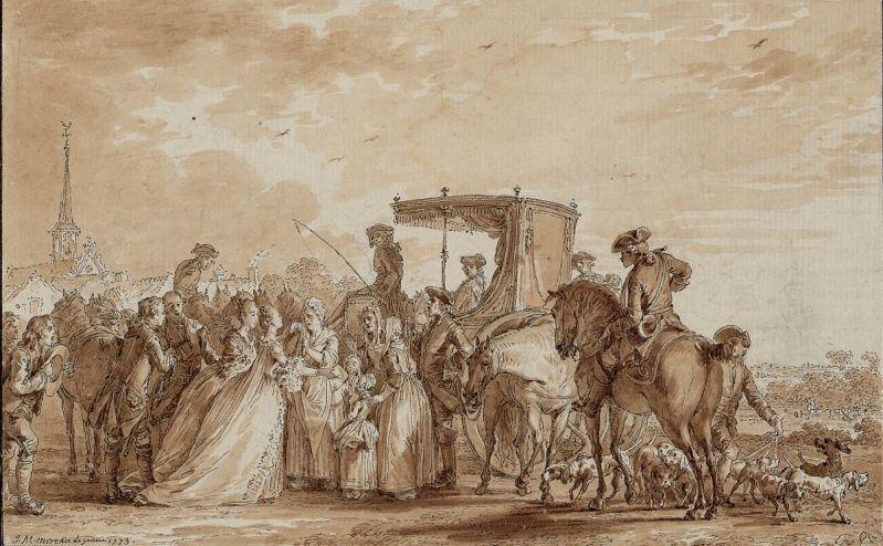 Traits de caractère de Marie-Antoinette - Page 4 Moreau19