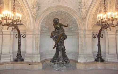 Bustes de Marie-Antoinette par la duchesse Castiglione-Colonna, Adèle d'Affry, dite Marcello Opera310