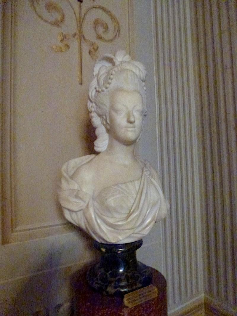 Buste de Marie-Antoinette, Palais Pitti (Florence) P1000910