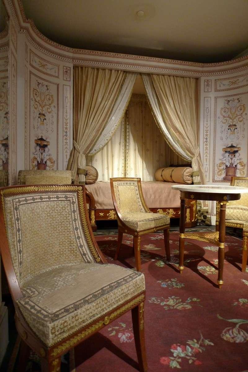 Le boudoir turc de Marie-Antoinette à Fontainebleau - Page 2 P1140510