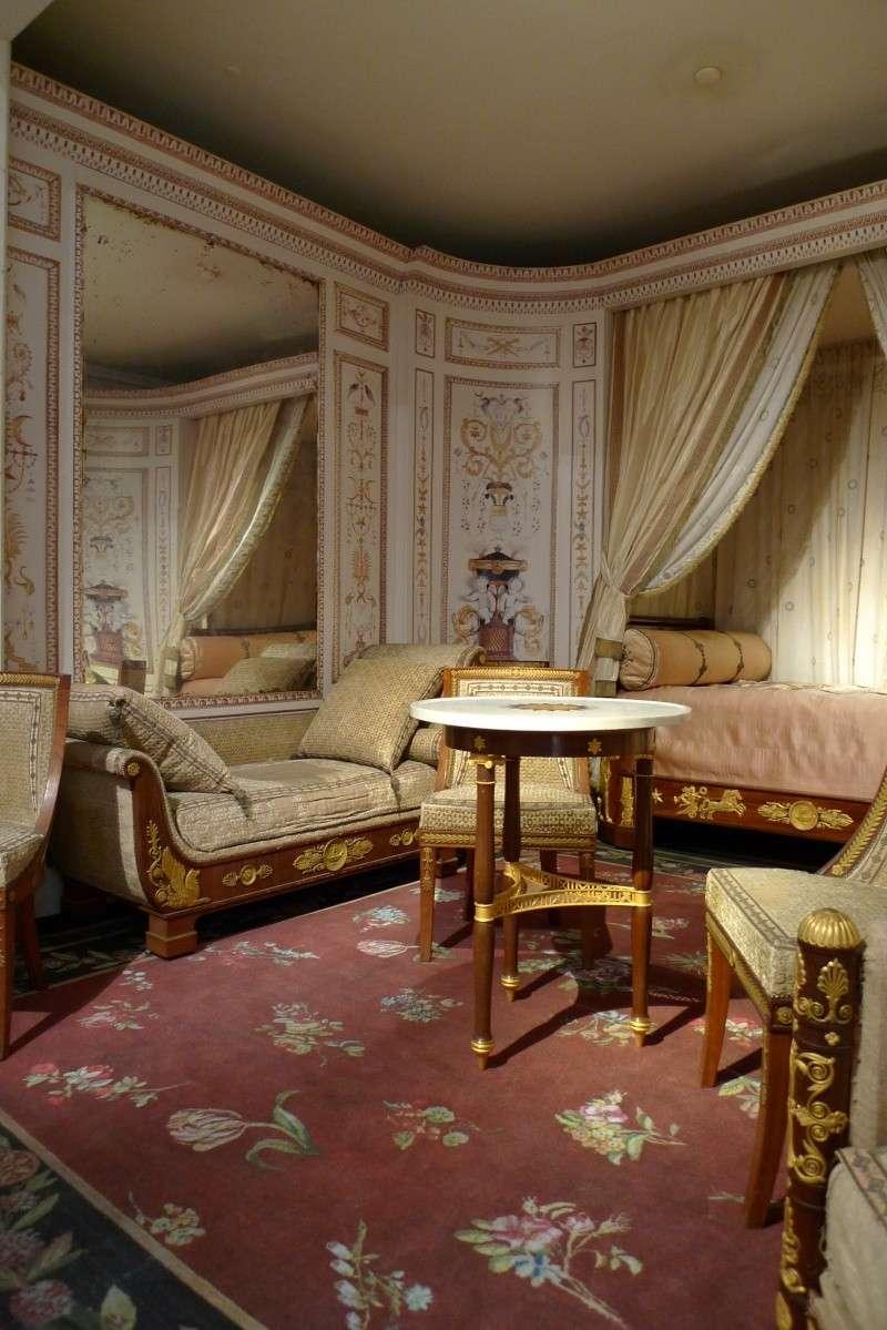 Le boudoir turc de Marie-Antoinette à Fontainebleau - Page 2 P1140511