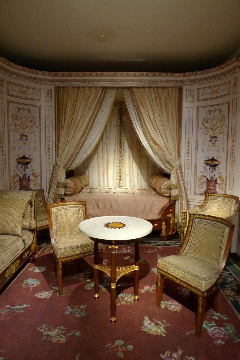 Le boudoir turc de Marie-Antoinette à Fontainebleau - Page 2 P1140512