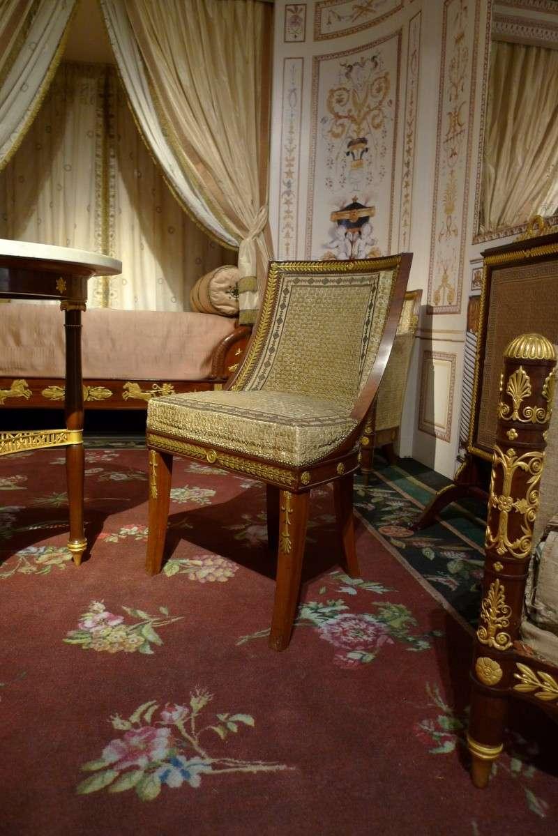 Le boudoir turc de Marie-Antoinette à Fontainebleau - Page 2 P1140513