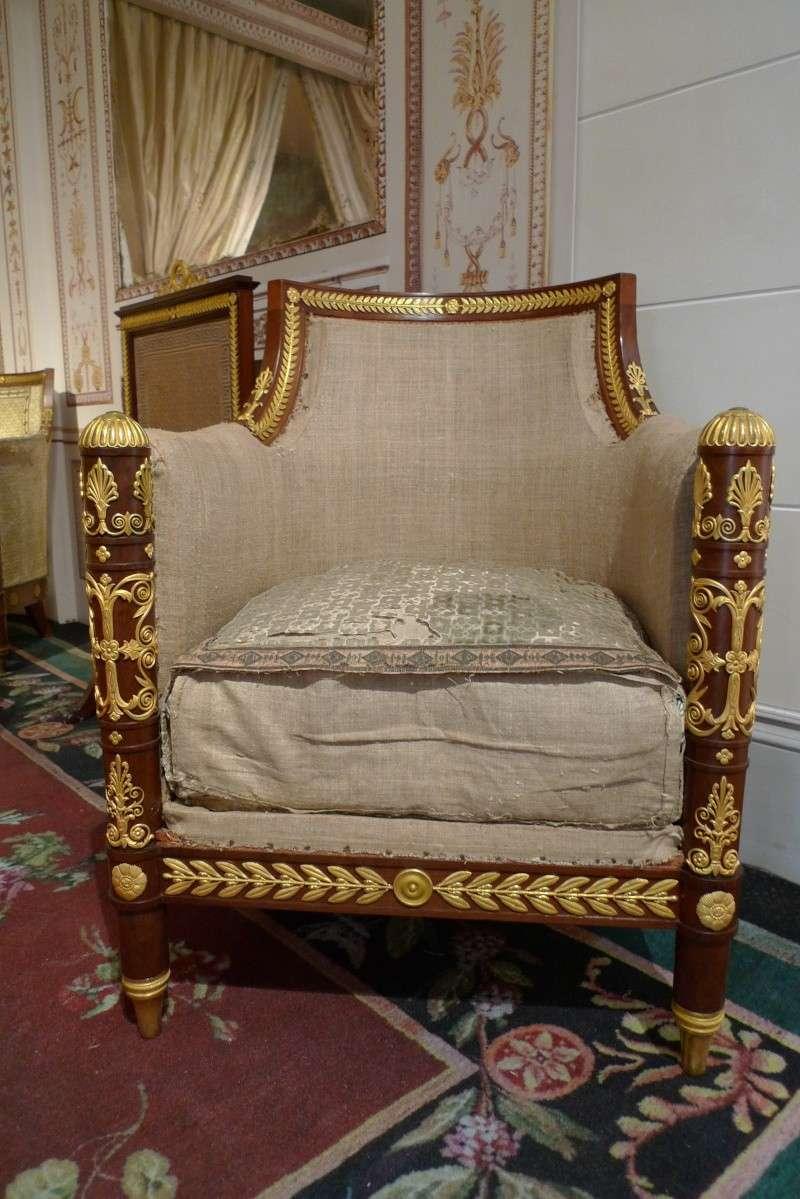 Le boudoir turc de Marie-Antoinette à Fontainebleau - Page 2 P1140514