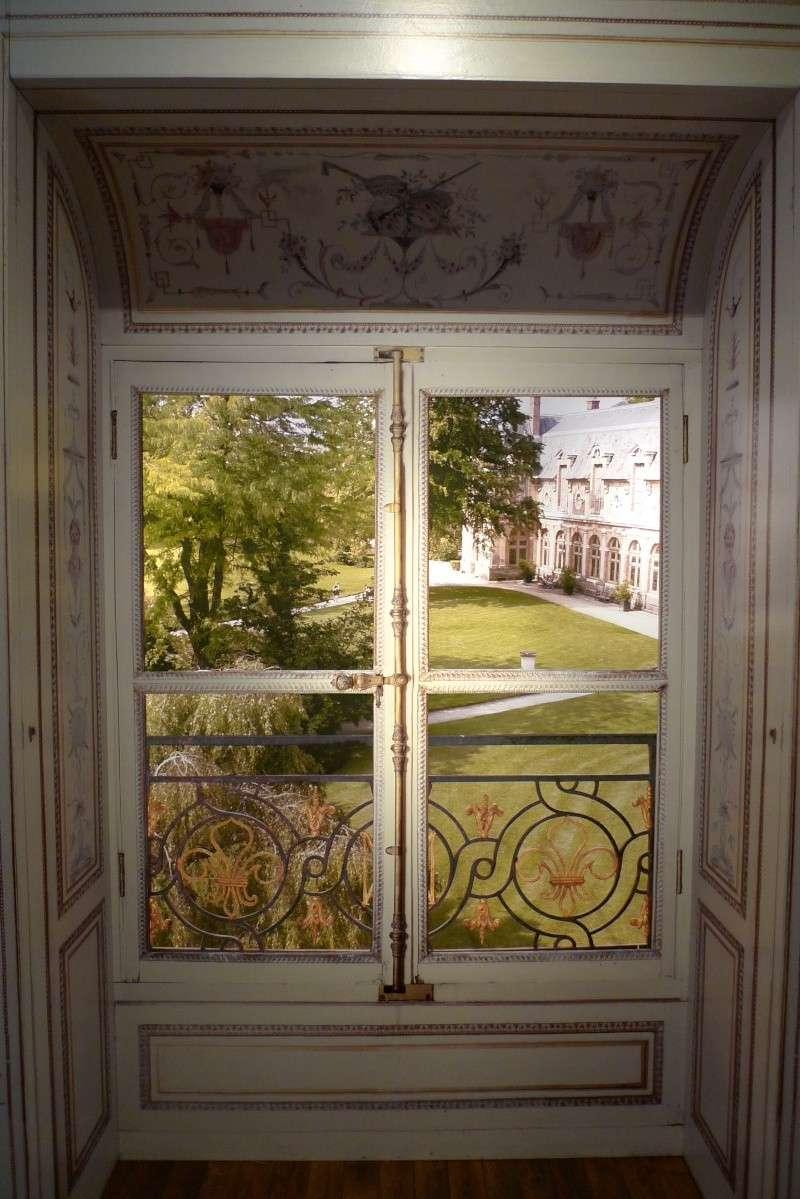 Le boudoir turc de Marie-Antoinette à Fontainebleau - Page 2 P1140516