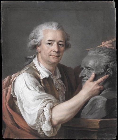 Marie-Antoinette, allégorie de la naissance du dauphin, par et d'après Augustin Pajou Pajou_12