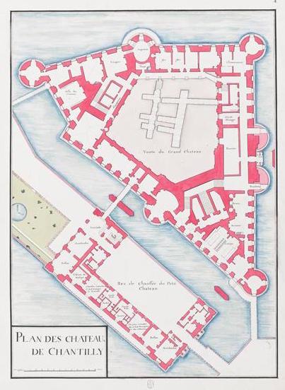 Le voyage en Europe du comte et de la comtesse du Nord : le tsarévitch Paul et son épouse. Plans_11