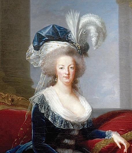 Portraits de Marie-Antoinette au livre, en robe bleue, par Vigée Le Brun (1785 - 1788 ?) - Page 2 Portra11