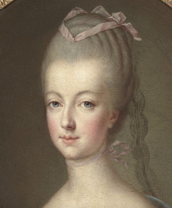 Portraits de Marie-Antoinette par et d'après François-Hubert Drouais Portra15