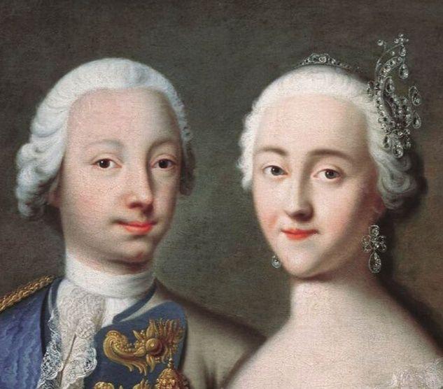 La Grande Catherine et Potemkine, de Simon Sebag Montefiore Portra17